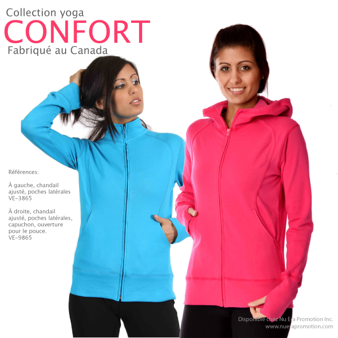 Collection confort yoga